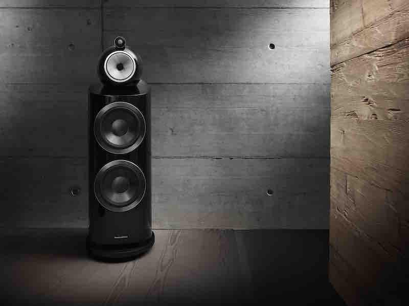 The 800 Series Diamond loudspeaker