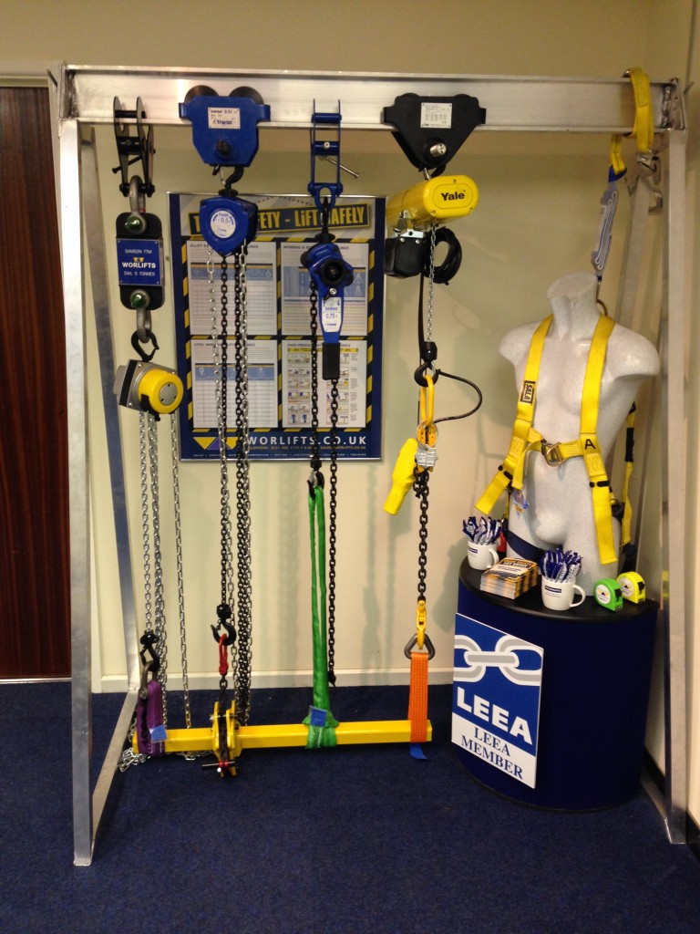 Market Leading Lifting, Handling & Safety Equipment